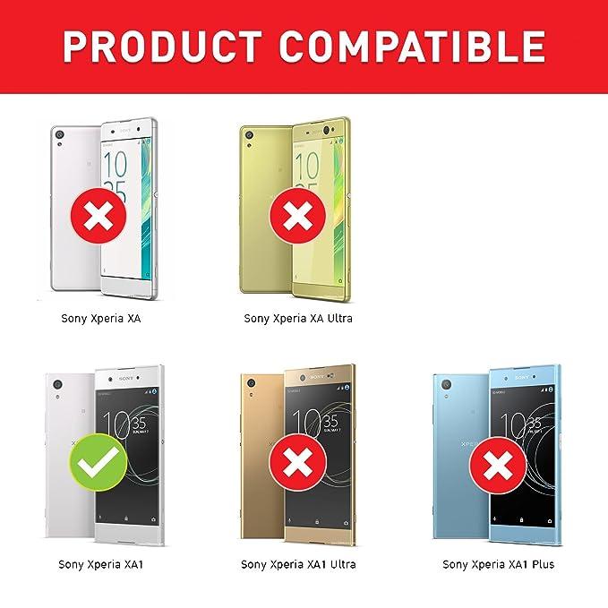 BEZ Funda Xperia XA1, Carcasa Compatible para Sony Xperia ...
