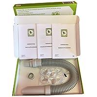 LiceSnatcher- Aspirateur à poux breveté, dispositif médical naturel de classe 1. 6 recharges offertes.