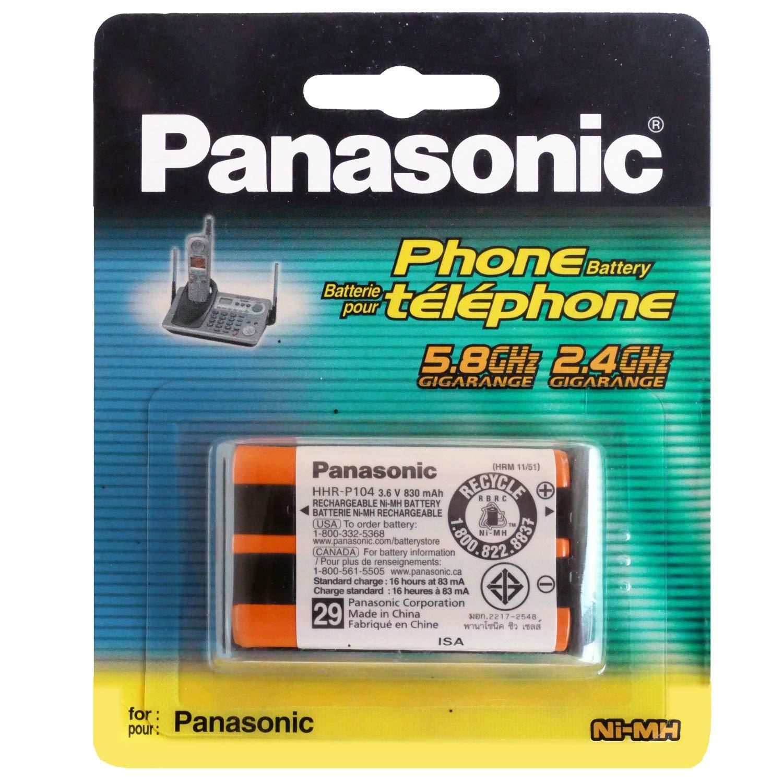 Bateria Panasonic para teléfono inalámbrico (HHR-P104A)