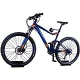 trelixx Fahrrad Wandhalter schwarz aus PLEXIGLAS®, Design Radhalter Wandmontage