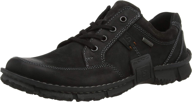 TALLA 40 EU. Josef Seibel Willow 33, Zapatos de Cordones Derby para Hombre