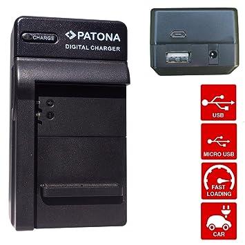 4en1 Cargador PATONA con entrado de Micro / USB compatible con Samsung Galaxy S4 Zoom SM-C101 NX mini NXF1 B740 B740AE