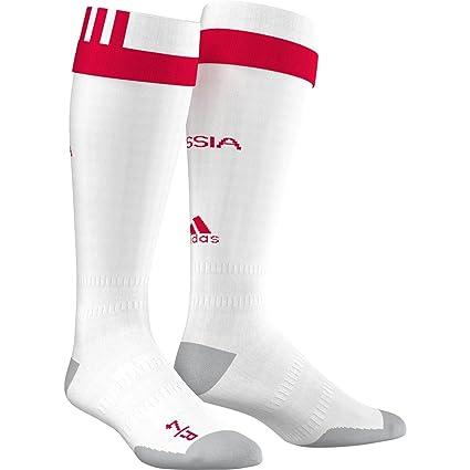 Adidas Calcetines de fútbol/Visitante. para Hombre Rusia Réplica 1 Pares de Calcetines de