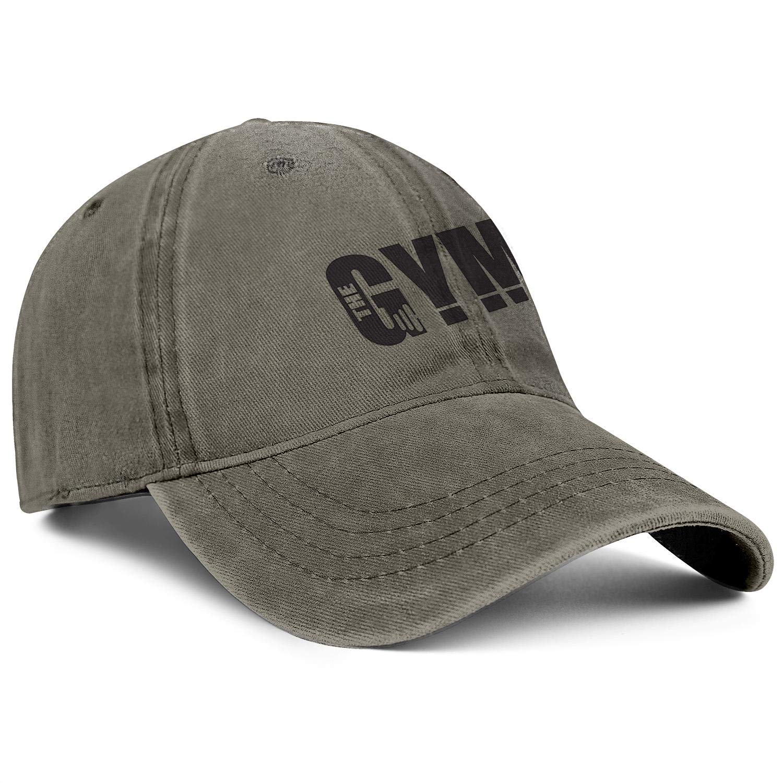 Mens Youth Trucker Hats Fitness Logo Ideas Womens Fishing Mesh Cap