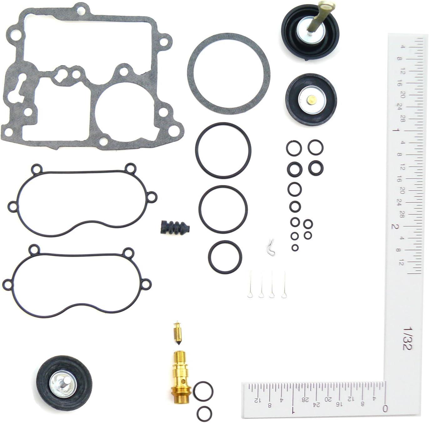 Walker Products 151054A Carburetor Kit