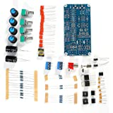 NE5532 Stereo Preamplifier Volume Control Board with Treble Midrange and Bass Tone Controls DIY Kit