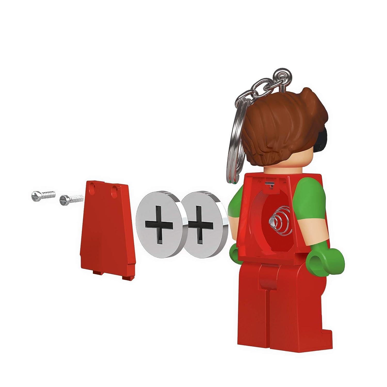 Robin LED Key Chain Light Santoki IQLGL-KE105 LEGO Batman Movie