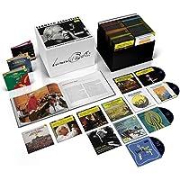Leonard Bernstein - Complete Recordings On Deutsche Grammophon & Decca [121 CD/36 DVD/Blu-ray Audio Combo]