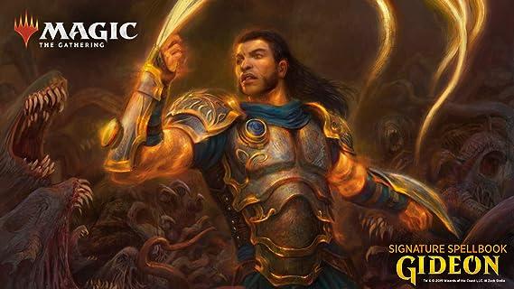 Magic The Gathering Signature Spellbook: Gideon (English): Amazon.es: Juguetes y juegos