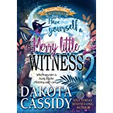 Have Yourself a Merry Little Witness: A Witchy Christmas Cozy Mystery (Marshmallow Hollow Mysteries Book 2)