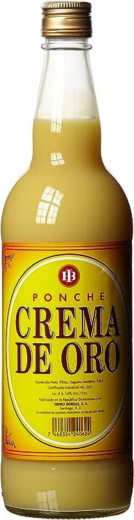 Ponche Crema de Oro Huevos de licor de del Caribe, 1er Pack ...