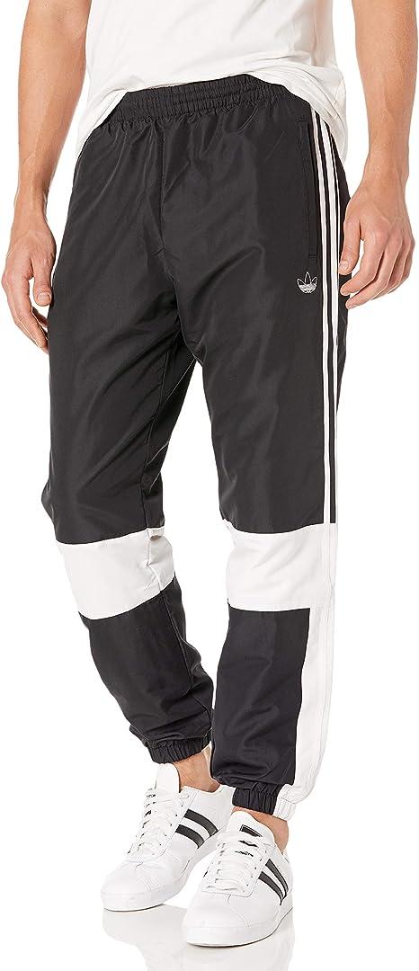 adidas Originals Mens Asymm Relaxed-Fit Track Pants: Amazon.es ...