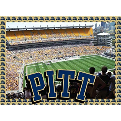 Pittsburgh Panthers Jigsaw Puzzle : University Of Pittsburgh : Sports & Outdoors