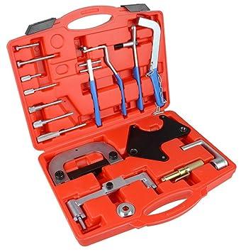 Renault Master Kit de maletín con juego de herramientas para gasolina y diesel Clio Espace Laguna