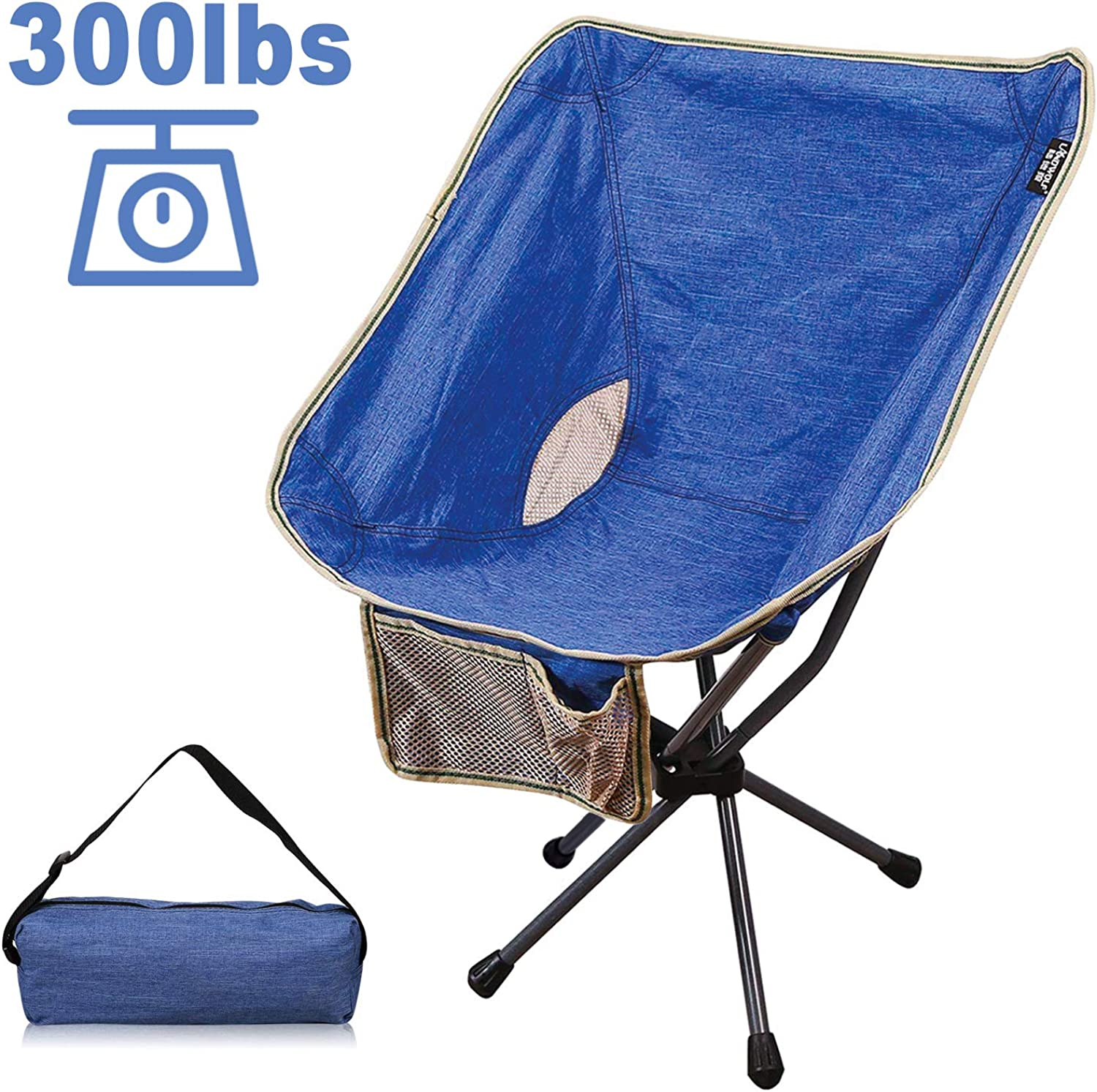 Mini Folding Chair Camping Furniture Beach Fishing Easy Carry Pocket Outdoor