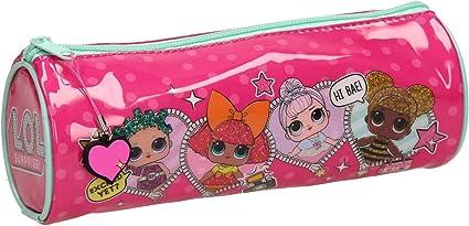 L.O.L. Surprise! LOL Muñeca Estuche para Niñas Muñecas Glitterati Papelería Kawaii Caja Glam Glitter Envase Escuela para Niña: Amazon.es: Oficina y papelería