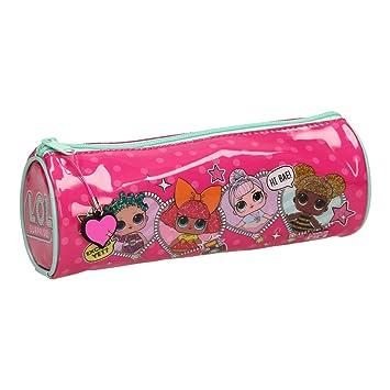 LOL Surprise! LOL Muñeca Estuche para Niñas Muñecas Glitterati Papelería Kawaii Caja Glam Glitter Envase Escuela para Niña