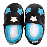 Amurleopard Baby Leather Shoes Toddler Prewalker