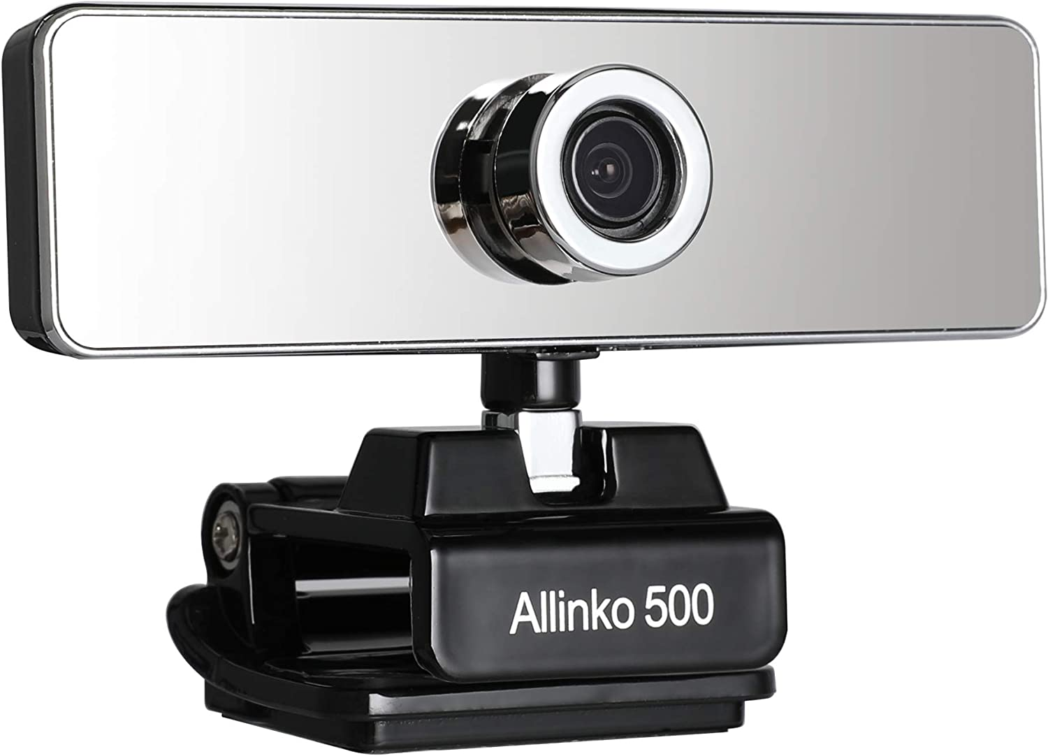 Allinko 500 Webcam 960P Full HD USB Web Camera with Microphone Compatible with Windows 10 8 7 XP Mac OS X, Skype Webcams for Laptop PC iMac Macbook