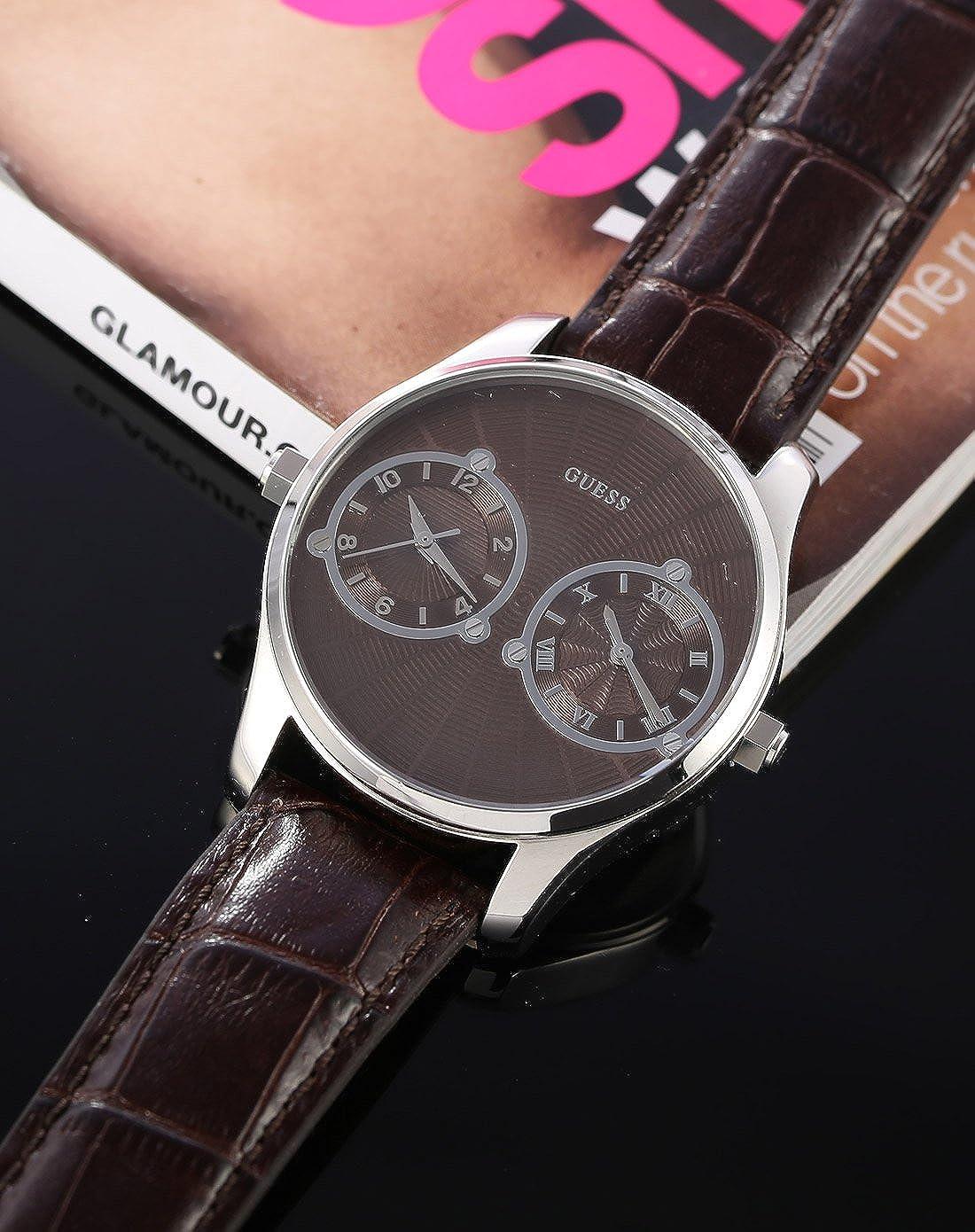 De Guess CuarzoCorrea Steel 70004g1 Reloj Mujer Dress Duce lJ3uK1cFT