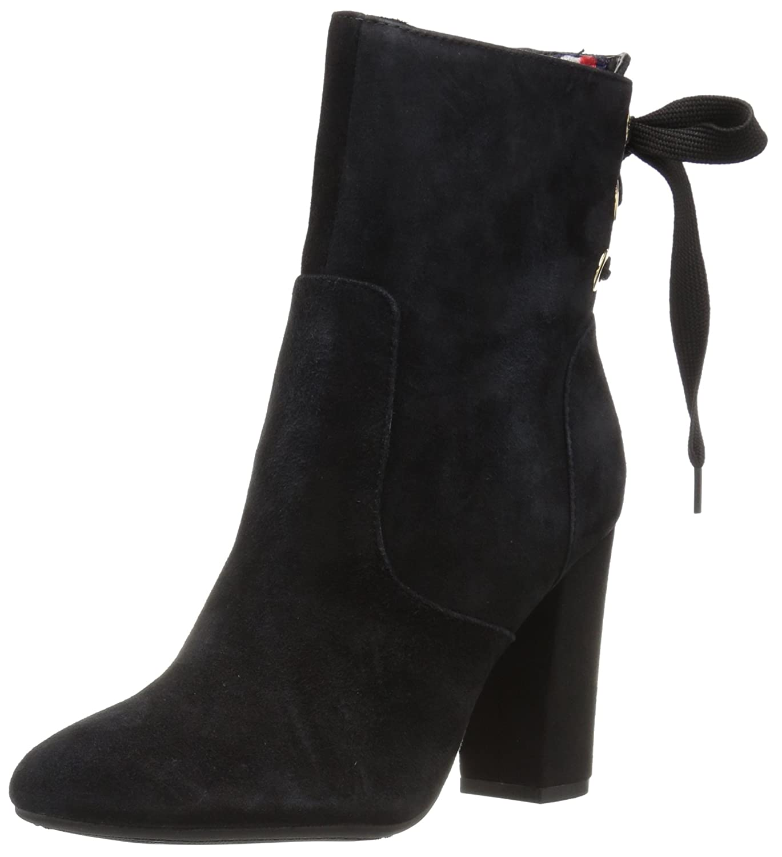 Tommy Hilfiger Women's Divah Fashion Boot B06Y3MLN9T 11 B(M) US|Black