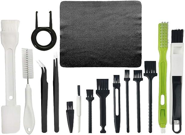 Cepillo de limpieza para teclado, kit de limpieza de PC, cepillo ...