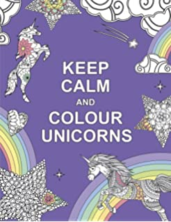 keep calm and colour unicorns huck pucker colouring books - X Rated Coloring Books