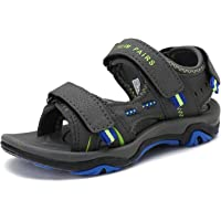 DREAM PAIRS Boys & Girls Toddler/Little Kid/Big Kid 170891_K Fashion Athletic Sandals