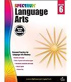 Spectrum | Language Arts Workbook | 6th Grade, 184pgs