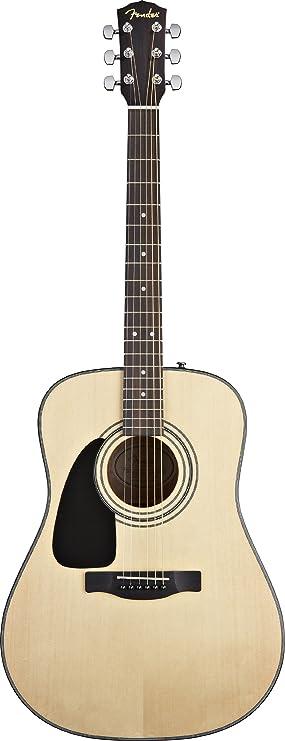 Fender CD-100LH Left-Handed Acoustic Guitar