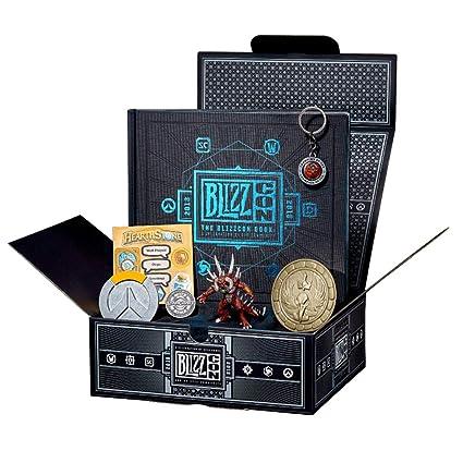Amazon.com: BlizzCon 2018 Goody Bag by Blizzard ...