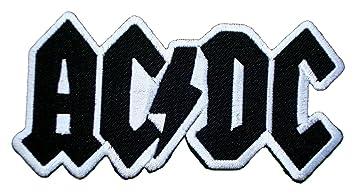 AC/DC ACDC Heavy Metal Rock Punk banda de música Logo Polo ...