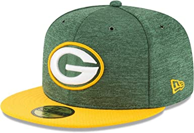 New Era 59Fifty Fitted Cap SIDELINE 2020 Green Bay Packers
