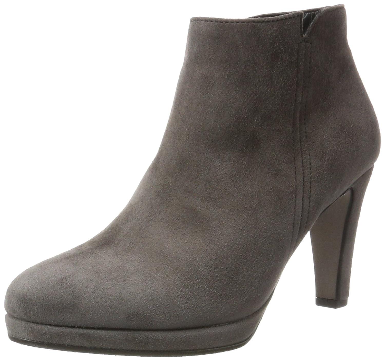 Gabor Shoes Gabor Basic, Botas para Mujer41 EU|Gris (19 Zinn)