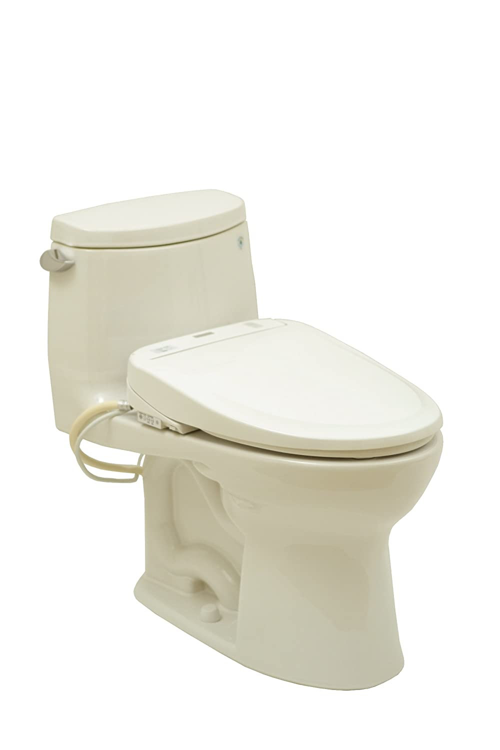 high quality toto ms854114sl sw574 12 one piece toilet and washlet combination sedona beige. Black Bedroom Furniture Sets. Home Design Ideas