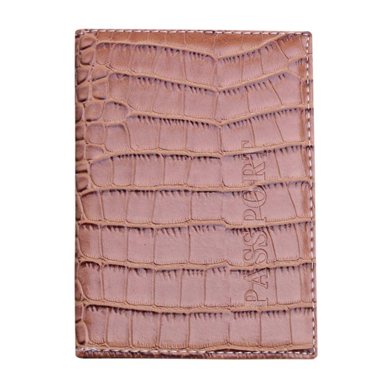 1064c750e Amazon.com  Hemlock Passport Cover Wallet Bag