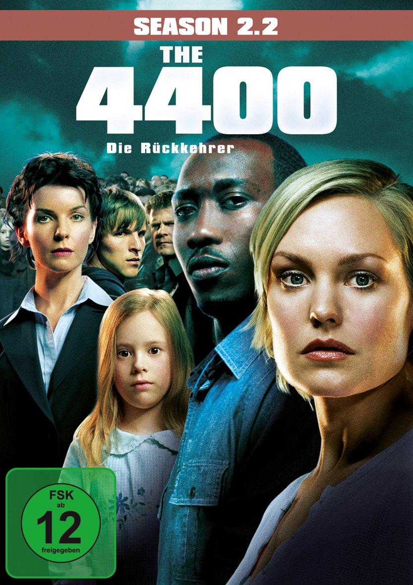 The 4400: Die Rückkehrer - Season 2 2 Alemania DVD: Amazon