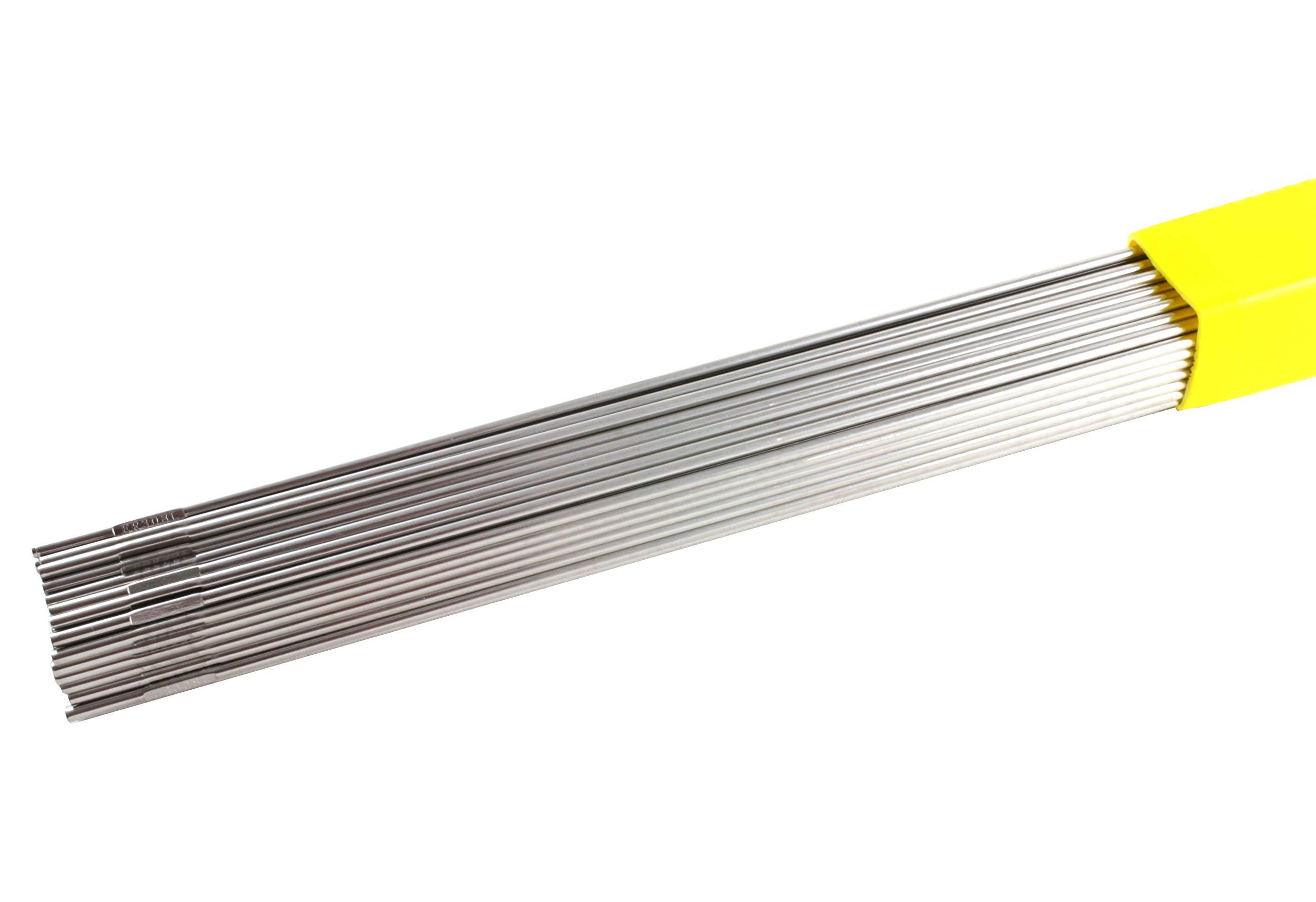 ER308L - TIG Stainless Steel Welding Rod - 36'' x 3/32'' (11 LB)