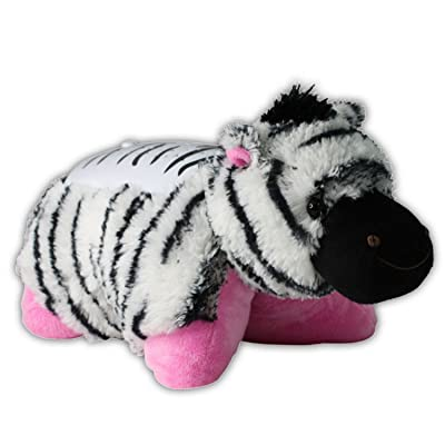 Pillow Pets Dream Lite Dreamlite - Zippity Zebra: Toys & Games