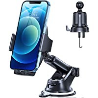 $23 » Miracase 2021 Military-Grade Universal Cell Phone Holder for Car,[Ultra-Stable& Strong…