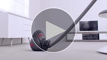 Dyson Big Ball Multifloor Plus-Aspiradora sin Bolsa de Trineo (800 ...