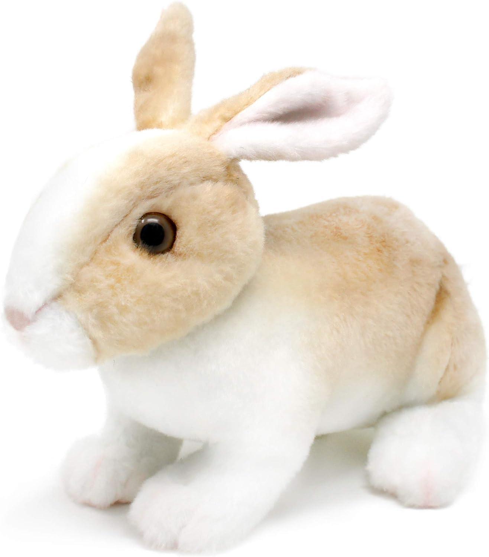 Simulation Bunny Rabbit Toy Stuffed Animals Birthday Gift Home Decor 18cm