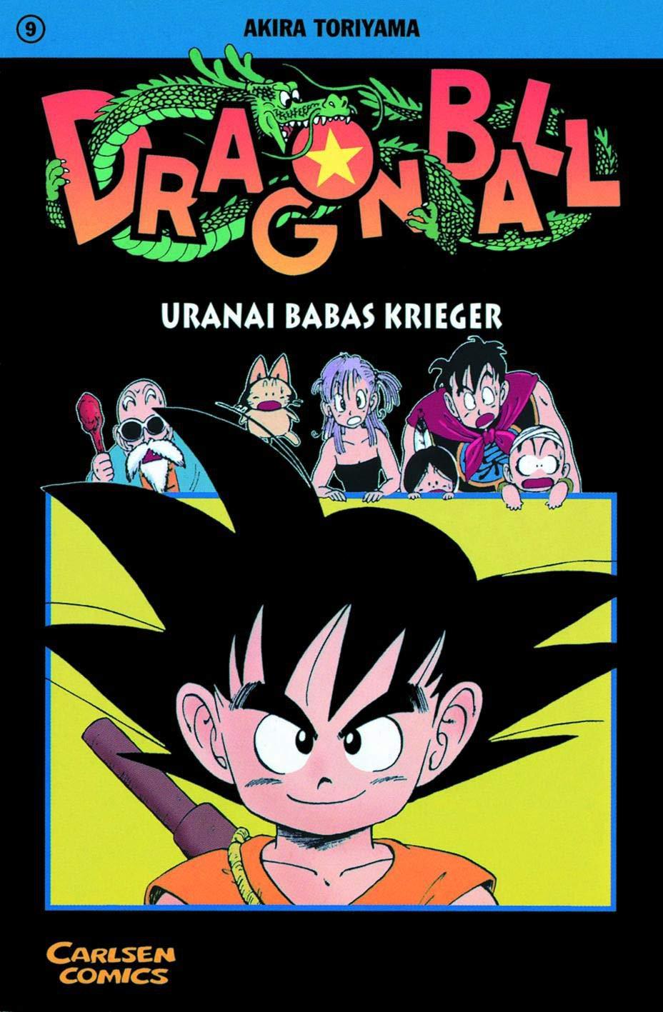 Dragon Ball Bd.9 Uranai Babas Krieger