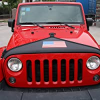 Front Hood Cover,T-style cover bra Protector American Flag