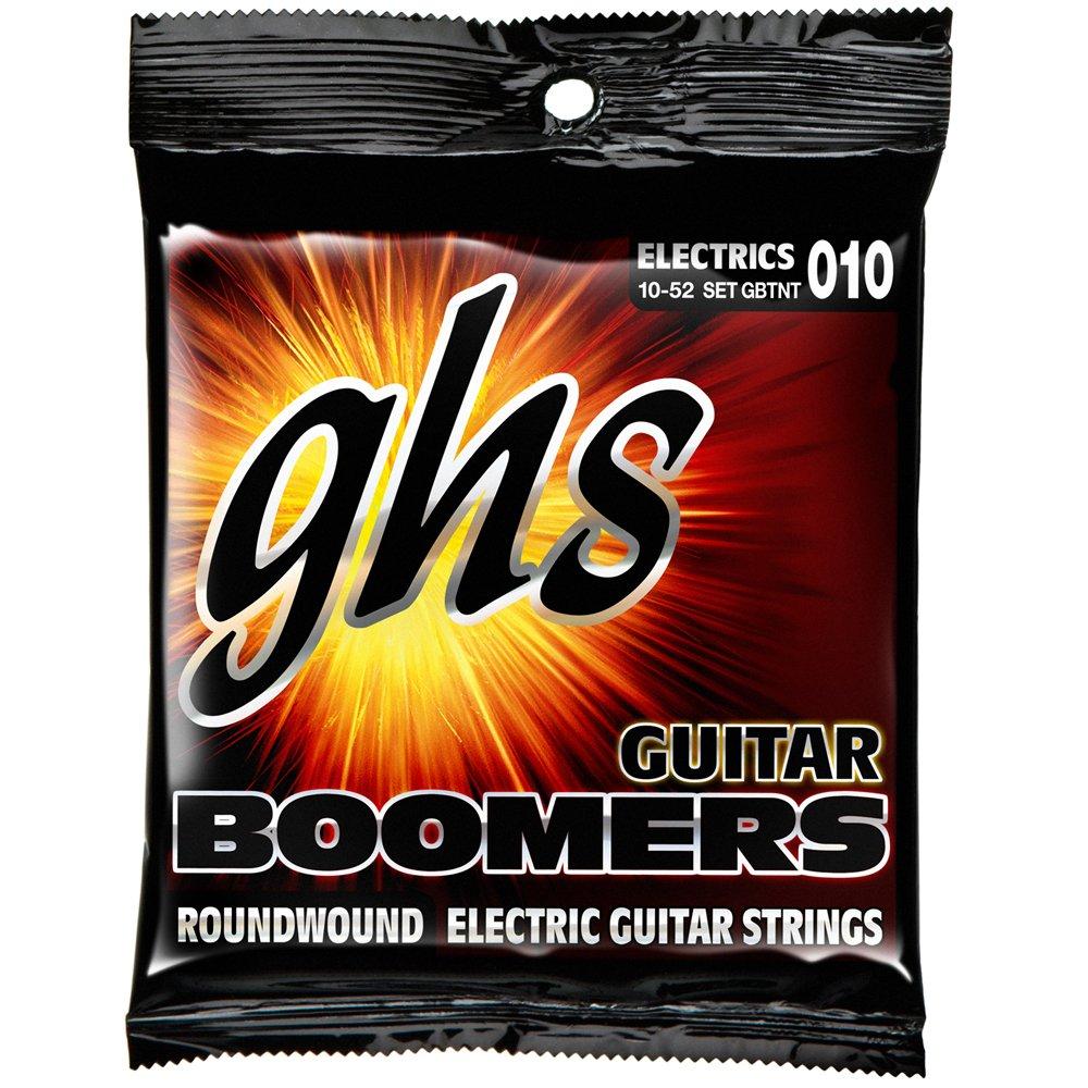 Jeu de 6 Cordes pour Guitare /électrique Extra Light GHS GBXL