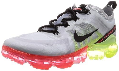 85b9c905a046e Amazon.com | Nike Men's Air Vapormax 2019 Nylon Running Shoes | Shoes