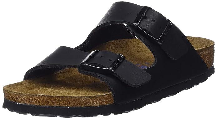 Details about Birkenstock Habana Brown WaxedOiled Leather Arizona Mules. Size UK 7.5 Worn