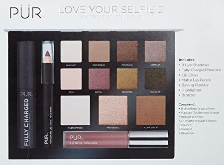 PÜR Love Your Selfie 2 Makeup Palette