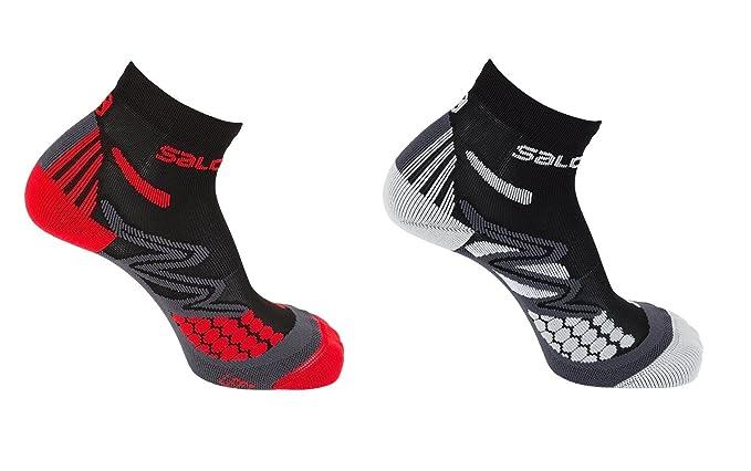 Compuesto Plisado Romance  Sport SALOMON XT HAWK Runningsocken Laufsocken Trainningssocken 2 PAAR  Socken escxtra.com