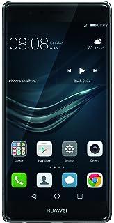 Huawei P9 - Smartphone de 5.2 (4G, 3 GB de RAM, Memoria Interna de 32 GB, cámara de 12 MP, Android 6.0), Color Gris: Amazon.es: Electrónica